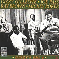 Dizzy's Big 4 by Dizzy Gillespie (1999-07-08)