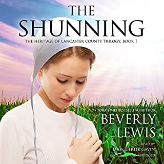 The Shunning audiobook cover art