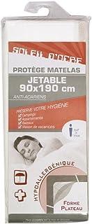 Soleil d'ocre Protector de colchón desechable 90x190 cm