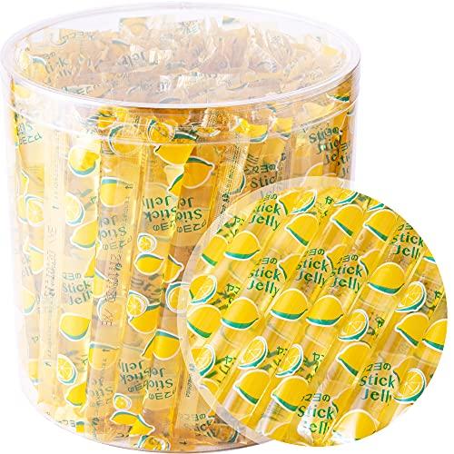 吉松 ヤマヨ レモンゼリー 1.5kg ( 個包装 / 約91個入り ) 業務用 駄菓子 ゼリー 詰め合わせ ( まいガム工房 )