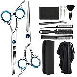 Best Hair Scissors - Zorssar Hairdressing Scissors Shears Set 11 Pcs Review