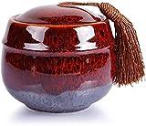LSYFCL urna Catalunya Urna de cremación de Mascotas para Cenizas Mini urna de cremación de Cenizas humanas, pequeñas urnas conmemorativas humanas.