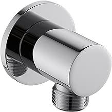 Weirun Bathroom Round Shower Hose Connector 1/2