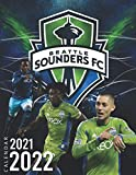 Seattle Sounders FC Calendar 2021-2022: Mini Calendar 2021-2022 - 24 Months Calendar