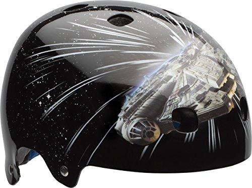 Bell Unisex Jugend Segment Jr. Fahrradhelm, Star Wars Falcon, S