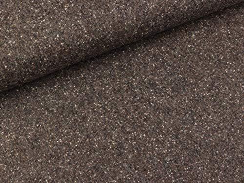 Tweed Camilla zout en peper modder kleurrijk