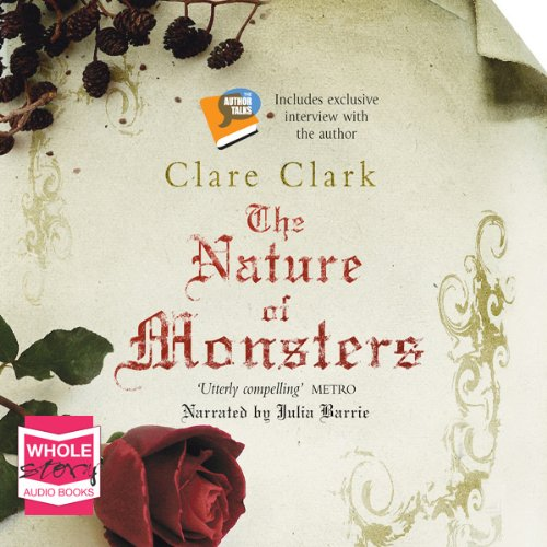 The Nature of Monsters audiobook cover art