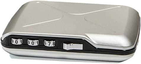 Ogon Silver Aluminium For Men - Card & ID Cases
