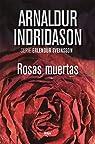 Rosas muertas par Indridason
