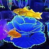 Besimple Acuario Coral Ornamentos Efecto Brillante Coral Decoración Pecera Plantas Decoración para Acuario Paisaje