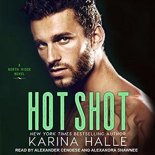 Hot Shot audiobook cover art
