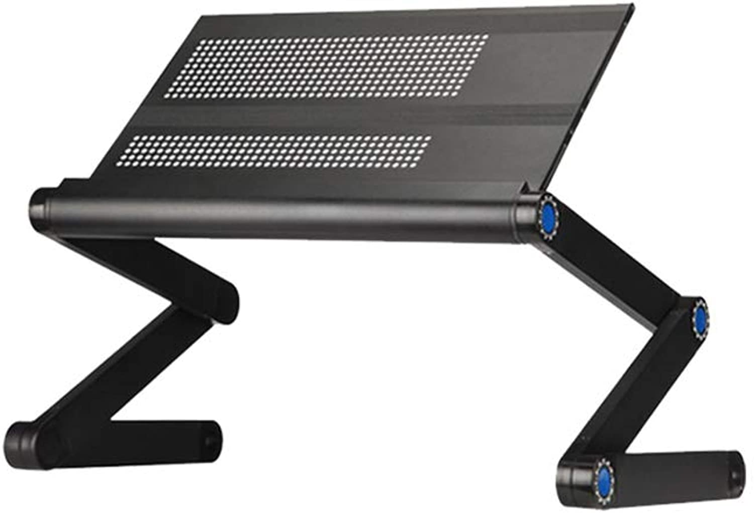 Laptop Table Stand Adjustable Riser  Portable Mouse Pad Fully Ergonomic