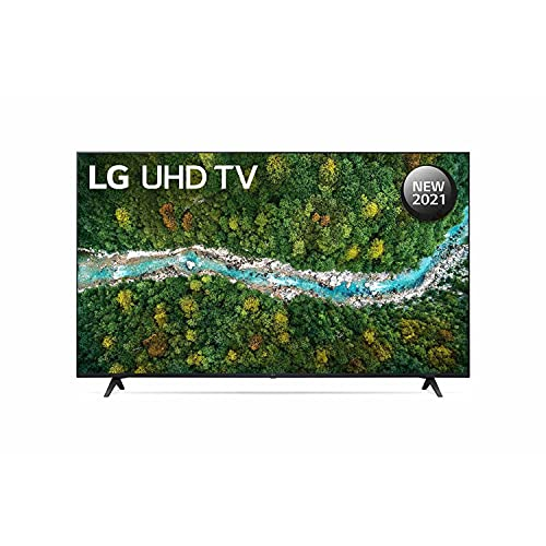 LG 139.7 cm (55 Inches) 4K Ultra HD Smart LED TV 55UP7740PTZ (Black) (2021 Model)