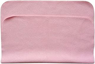 ihen-Tech Glasses cleaning cloth microfiber kitchen towel cleaning cloth suede glasses cleaning lens-Pink