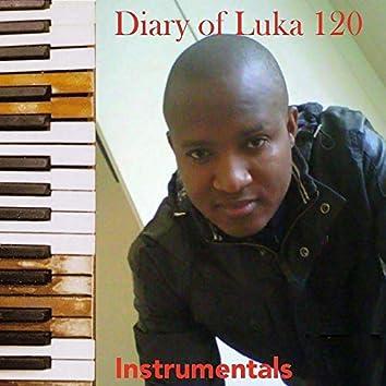 Diary of Luka 120 (Instrumentals)