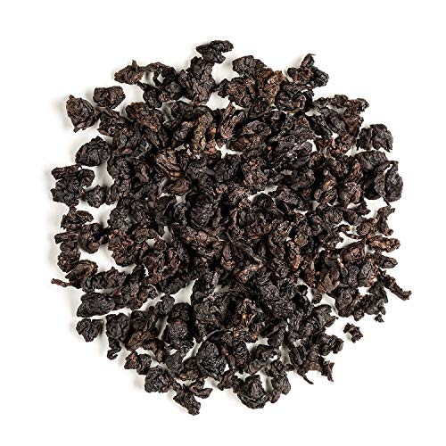 Tie Guan Yin Höchste Qualität - Tieguanyin Oolong Tee - Blauer Tee Ti Kuan Yin China - Chinese Wu Long Tee Eiserne Göttin - 50g