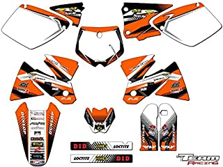 Team Racing Graphics kit compatible with KTM 1998-2000 SX, ANALOGComplete kit