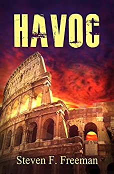 Havoc (The Blackwell Files Book 4) by [Steven F. Freeman]