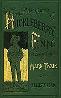 Adventures of Huckleberry Finn: by Mark Twain Book Hucleberry Huckelberry Hardcover