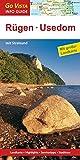 Rügen · Usedom - mit Stralsund: Reiseführer mit extra Landkarte [Reihe Go Vista] (Go Vista Info Guide)