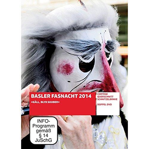Basler Fasnacht 2014 [2 DVDs]