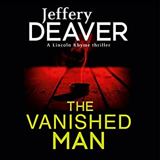 The Vanished Man cover art