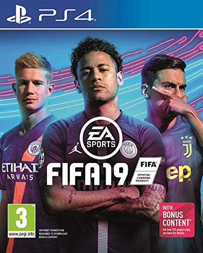 Electronic Arts FIFA 19 - Standard Edition [Playstation 4]