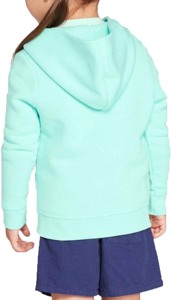 """Cat /& Jack Filles Bleu Pullover Sweat à capuche taille L /""""faire une différence de tous les jours/"""""""