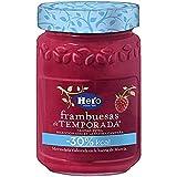 Hero Temporada Light Mermelada Frambuesa, Frasco de Cristal 335 gr - Pack de 3 (Total 1005 grams)