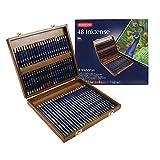 ダーウェント 水彩 色鉛筆 インクテンス ペンシル 48色セット ウッドボックスセット 2300151