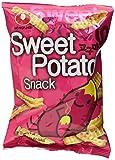 Nong Shim Süßkartoffel Chips – Knuspriger Snack mit Süßkartoffeln - koreanische Knabberei für jeden Tag – 20er Vorteilspack à 55g