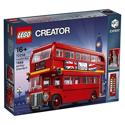 LEGO Creator 10258 Londoner Bus, seltene Sets