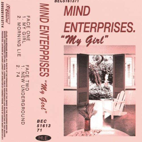 My Girl (Vinyl) [Vinyl Single]