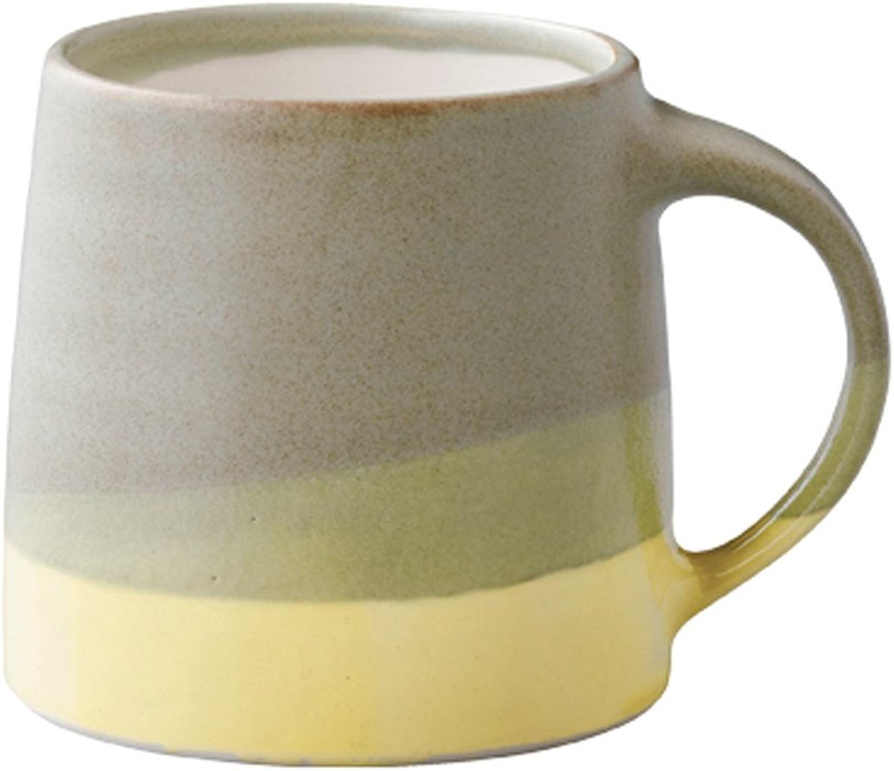 KINTO Scs-s03Mug à café fabriqués 11oz Jaune