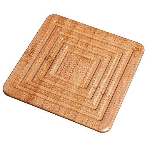 Apoio Para Panela Bamboo 2 Peças Mor