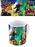 Grupo Erik Los Vengadores Infinity War