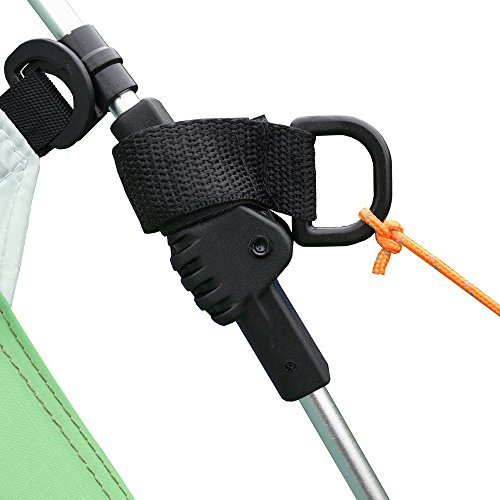Slumit Extra Guy Rope Support Kit with Steel Storm Stakes