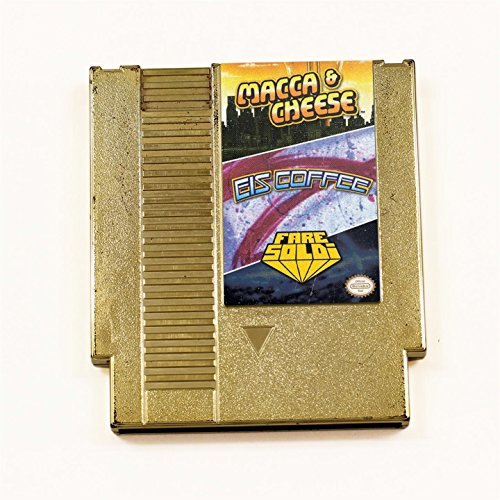 Macca & Cheese / Eis Coffee