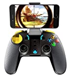 iPEGA PG-9118 Wireless Mobile Smart Gamepad controller Joystick PUBG for Galaxy S20/S20+ /S10 120+NOTE 10 /Huawei M40 P30 LG Smart Android Smartphone Tablet (Android 6.0 Higher System)