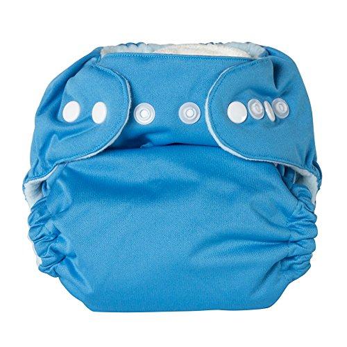 Couche lavable Sweet Lili - Taille junior 11-20kg - Coloris Turquoise