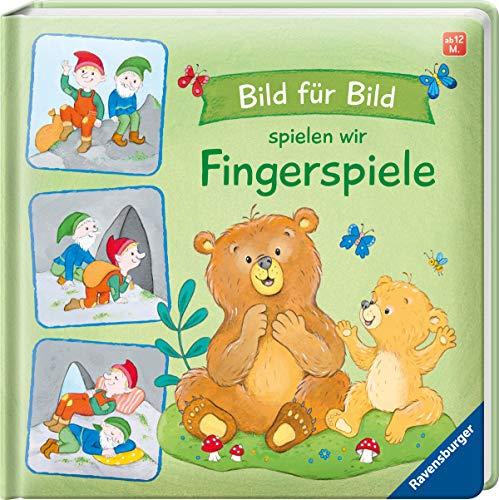 Bild für Bild spielen wir Fingerspiele