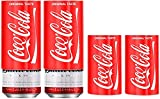 Unofa 4 Pack 12FL OZ 355ml Beer Can Cover Looks Like Soda Bottle Sleeve Case that Hide A Beverage Holder Thermal Bag for Parties, Camping