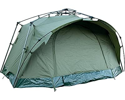 TF Gear 2 Man Speedlite Carp Fishing Quick Erect Bivvy Ex Demo by TF Gear