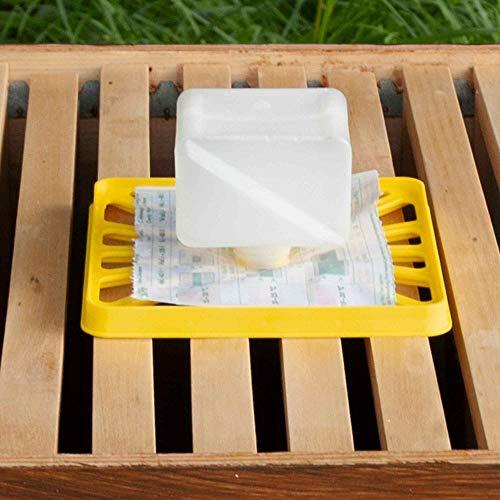 APIFORMES Liebig-Dispenser gegen Varroa - Dr. Gerhard Liebig Dispenser | Verdunster zur Varroa Sommerbehandlung mit Ameisensäure |