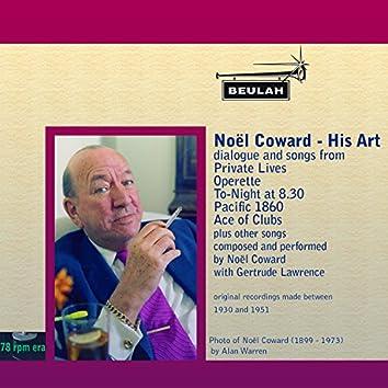 Noël Coward: His Art