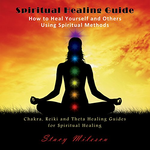Spiritual Healing Guide  audiobook cover art