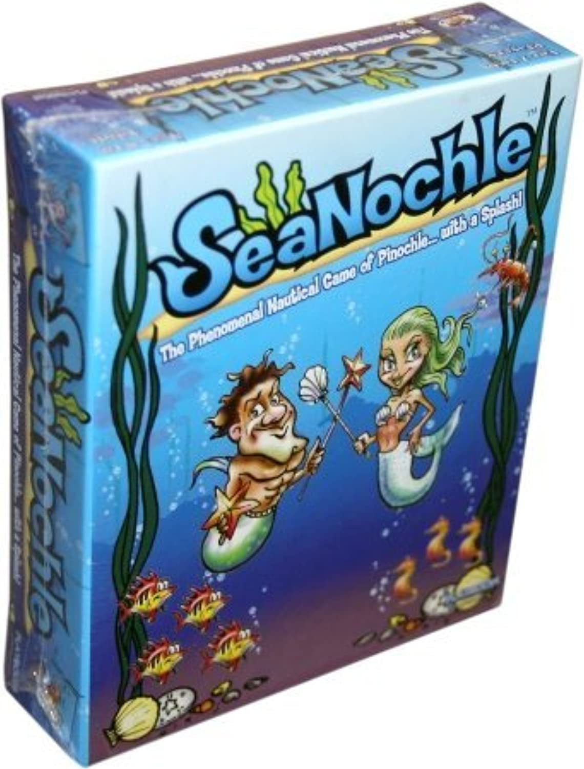 compra limitada SeaNochle SeaNochle SeaNochle - The Phenomenal Nautical Juego of Pinochle with a Splash  by Jugarroom Entertainment  a la venta