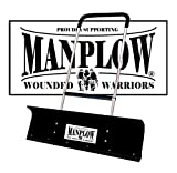 Manplow PRO42 Wounded Warrior Special Release w/Grab Bar