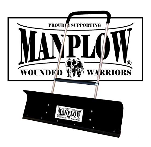 Review Of Manplow PRO42 Wounded Warrior Special Release w/Grab Bar