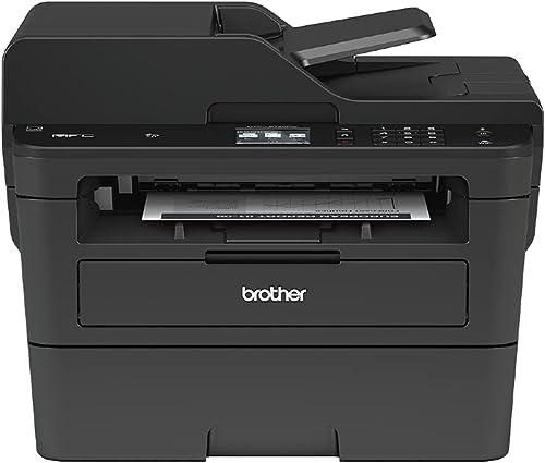 Brother MFC-L2750DW Mono Laser Multi-Function Centre, Wireless/USB 2.0/NFC, Printer/Scanner/Copier/Fax Machine, 2 Sid...